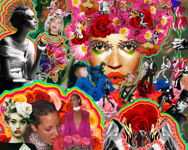 Rock & Roses Vogue Commission