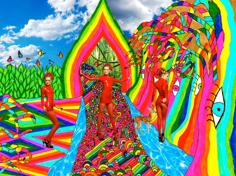 Making Art & Breaking Heart's Wonderland