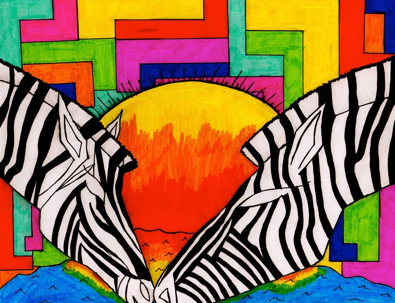 Cuixmala Zebra
