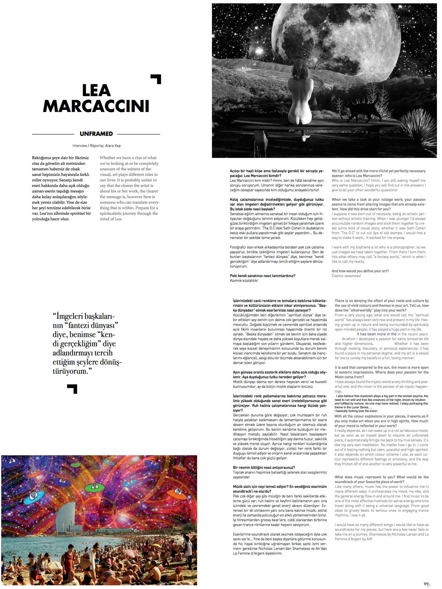 Based Istanbul Magazine